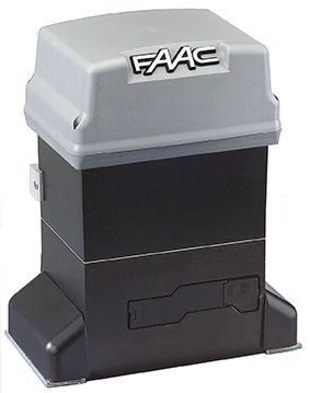 Привод ворот faac 976 dh автоматические ворота самодельные