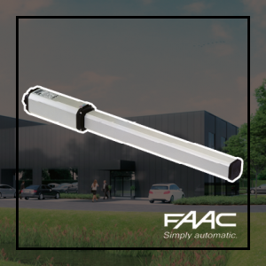 FAAC 402 opbouw draaihekopener