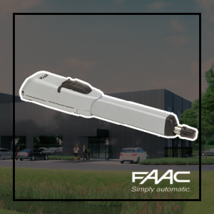 FAAC 415 opbouw draaihekopener