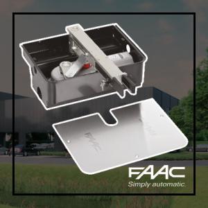 FAAC 770N ondergrondse draaihekopener