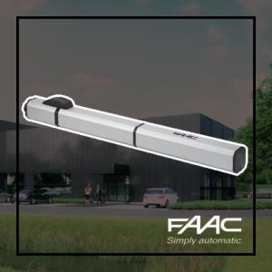 FAAC S450H opbouw draaihekopener