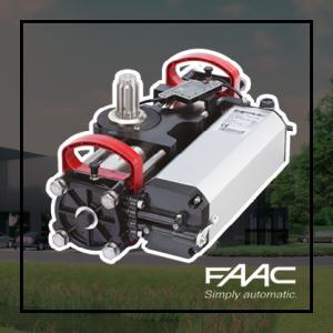 FAAC S800 ENC ondergrondse draaihekopener