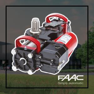 FAAC S800H ENC ondergrondse draaihekopener